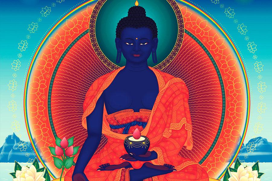 Iniciación del Buda de la Medicina
